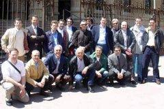 CORSO DI TECNICA CHIRURGICA DEL POLSO (Barcellona: 7 - 8 Maggio 2004)